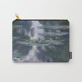 Water Lilies (Nymphéas) Carry-All Pouch