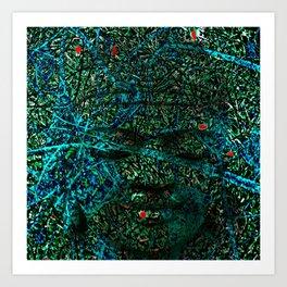 BOUDHA Art Print