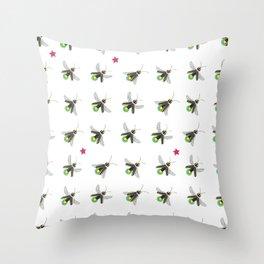 Firefly Squadron Throw Pillow