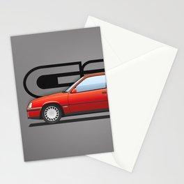 Opel Kadett GSI / Vauxhall Astra / Chevrolet Kadett Stationery Cards