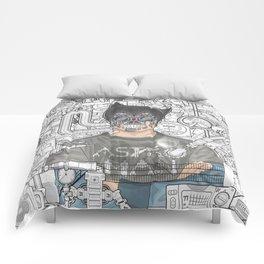 astro man Comforters