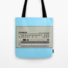 909 Square Tote Bag