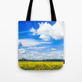 Michigan Bliss Tote Bag