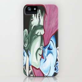 A Monster's Dream iPhone Case