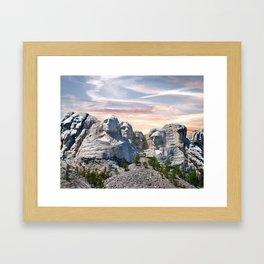 Presidential Framed Art Print