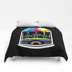 Toy City Comforters