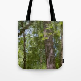 Reflecting Impressionism Tote Bag