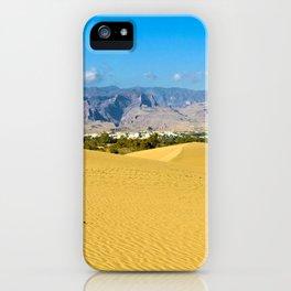 The desert 1.1 iPhone Case