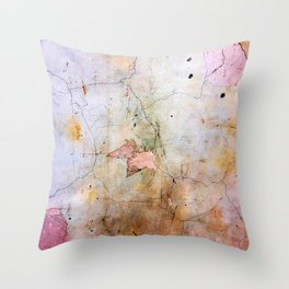 Mekong Throw Pillow