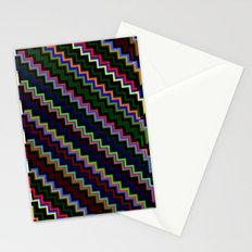 Pixel Split no.4 Stationery Cards