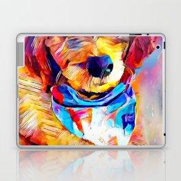 Goldendoodle Laptop & iPad Skin