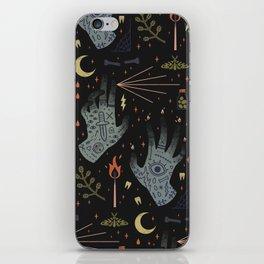 A Curse Upon You! iPhone Skin