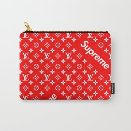 supreme x luis vuitton Carry-All Pouch