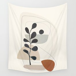 Persistence is fertile 3 Wall Tapestry