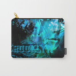 Brooklyn Blue Carry-All Pouch