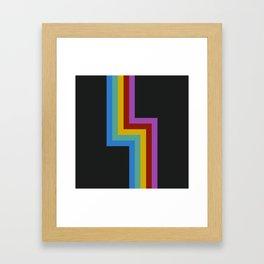 Canopus Framed Art Print