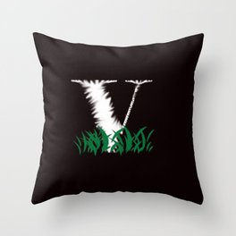 The Vebra Throw Pillow