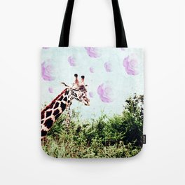 Dreams of Roses Tote Bag