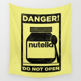 Danger Wall Tapestry