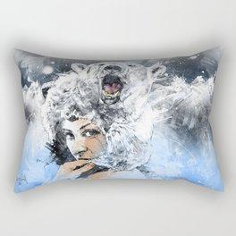 Arctic Tears Rectangular Pillow