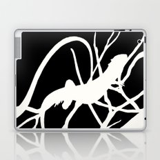 Iguana: Black Laptop & iPad Skin