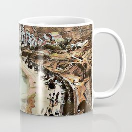 Toony Travel -Tenerife 1 Coffee Mug