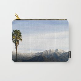 Southern California Snow Carry-All Pouch