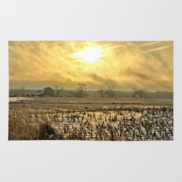 Overcast Sunrise 2 Rug