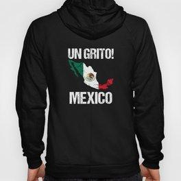 Un Grito Mexico, Mexican Music, Norteno, Funny Mexican Hoody