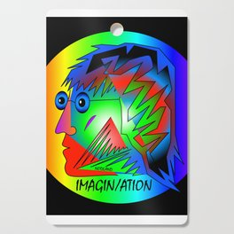 IMAGIN/ATION Cutting Board