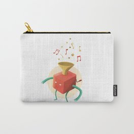 Music box Carry-All Pouch