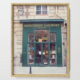 Paris Papeterie Serving Tray
