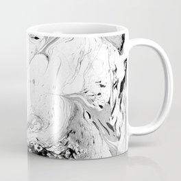 // MARBLED WHITE // Coffee Mug