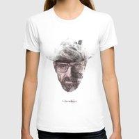 heisenberg T-shirts featuring Heisenberg by malobi