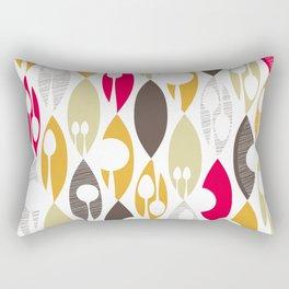 Spoons Rectangular Pillow