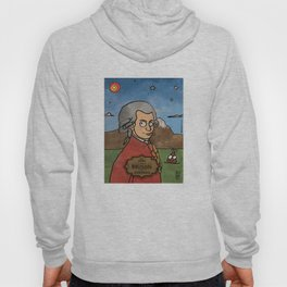Wolfgang from Earth (Clavicembalo) Hoody