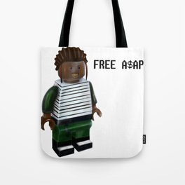 Free A$AP Tote Bag