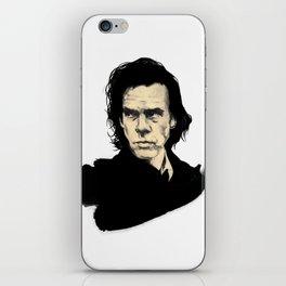 Nick Cave  iPhone Skin