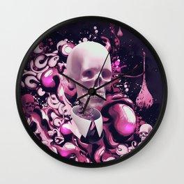 Deadheads  Wall Clock