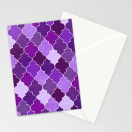 Morocco Orchid Stationery Cards