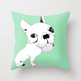 Janet Throw Pillow