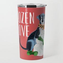 Frozen Love Travel Mug