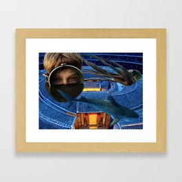 Boy's Life Framed Art Print