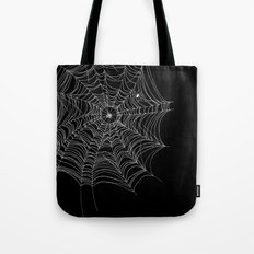 Spider's Web Tote Bag