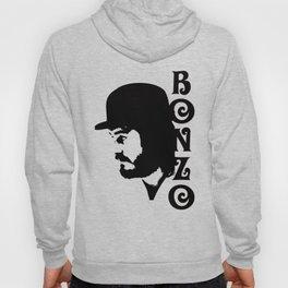 SOLID BLACK BONZO Hoody