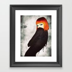 The Girl 5 Framed Art Print