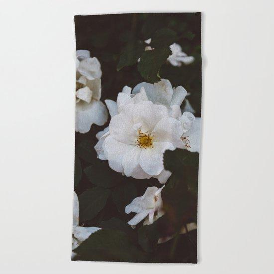 Soho Blooms Beach Towel