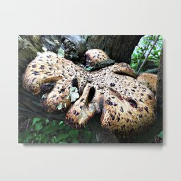 This Freaks Me Out a Bit Metal Print