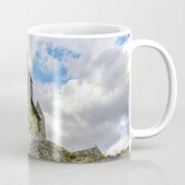 Medieval Castle on a Hill Coffee Mug