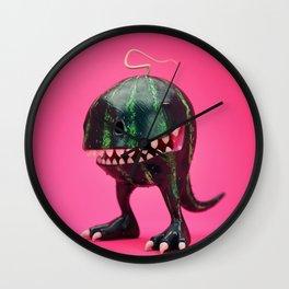 Melon-Rex Wall Clock